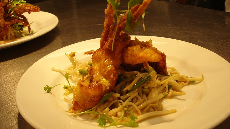 N soft shell crab